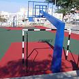 Stunning brand new court Photo: Ilan Halperin