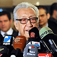 UN envoy Lakhdar Brahimi Photo: AFP
