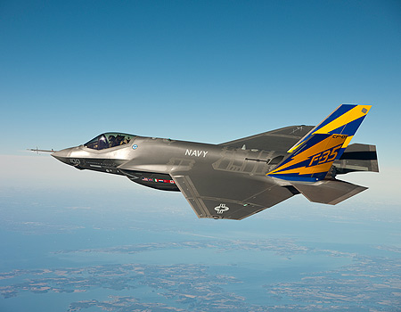 Amidror stressed the importance of Israel's deterrence capabilities to be enhanced with the purchase of new military equipment like the F-35 Joint Strike Fighter. (Photo: Gettyimages)