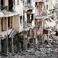 War-stricken Syria Photo: MCT