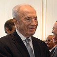 President Shimon Peres Photo: Mark Neiman, GPO