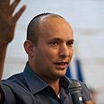 Naftali Bennett Benny Deutsch