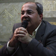 MK Tibi during debate