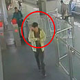 Terrorist in railway station Photo: Railway Station Security Camera footage
