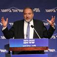 Yisrael Beiteinu Chairman Avigdor Lieberman Photo: Ido Erez