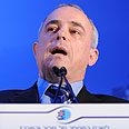 Steinitz. 'Security must be our top priority' Photo: Yaron Brener