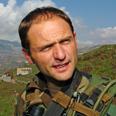 Colonel Yaniv Alaluf Photo: Effi Sharir