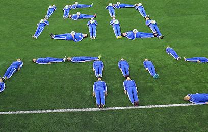 150 נותרו ליורו 2013 (צילום: עודד קרני)