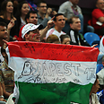 Hungary fans. Team also ordered to pay $43,200 fine Photo: Getty Images