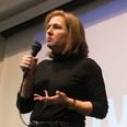 Livni. 'Israel is in danger' Photo: Sodavideo