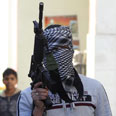 Palestinian gunman (archives) Photo: EPA