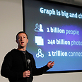 Facebook CEO Mark Zuckerberg Photo: Reuters