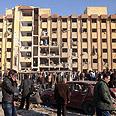 Aleppo university Photo: AFP