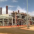 BP complex in southern Algeria Photo: EPA
