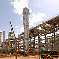 BP gas plant in Algeria Photo: Reuters