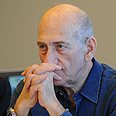 Ehud Olmert Photo: Yaron Brener