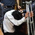 The woman, in court Photo: Benny Deutsch