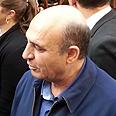 Mofaz at Jaffa's flea market