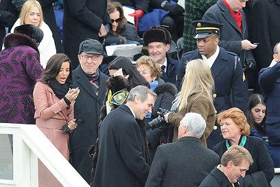 השחקנית אווה לנגוריה בטקס (צילום: MCT)
