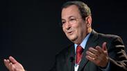 Former prime minister Ehud Barak Photo: AFP