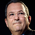 'Sophisticated scalpels.' Barak Photo: AFP