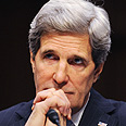 US Secretary of State John Kerry : Send message to Iran Photo: MCT