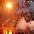 Riots in Egypt Photo: Reuters