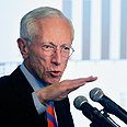 Bank of Israel Governor Stanley Fischer Photo: Reuters