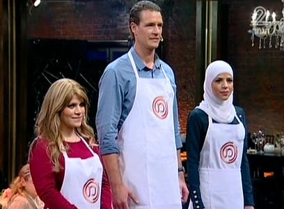 סלמה, תום וג'קי. שלישיית המאסטרים (צילום: ערוץ 2)