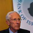 Bank of Israel Governor Stanley Fischer Photo: Ohad Zwigenberg