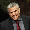 Yesh Atid Chairman Yair Lapid Photo: Gil Yohanan