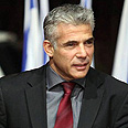Yair Lapid Photo: Gil Yohanan