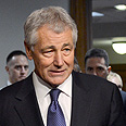 Law student says Hagel described PM Netanyahu as 'radical' Photo: AFP