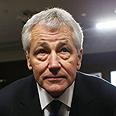 Chuck Hagel Photo: AFP