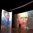 'Van Gogh Alive.' Now in Tel Aviv