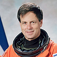Israel's first astronaut, the late Ilan Ramon Photo: Reuters