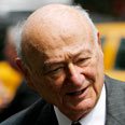 Former NYC Mayor Ed Koch Photo: EPA