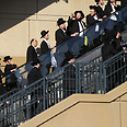 Orthodox Jewish revival opens niche for Yiddish news (archives) Photo: AFP
