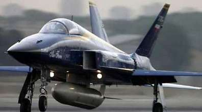 New fighter jet Photo: IRNA