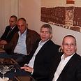 Yesh Atid's team Photo: Moti Kimchi