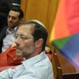 Moshe Feiglin Photo: Yaron Brener