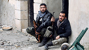Syrian rebels in Aleppo Photo: Reuters