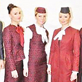Turkish Airlines hostesses