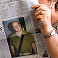 Report on 'Prisoner X' in Australian paper Photo: AFP