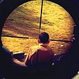 The sniper's photo