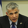 Yair Lapid Photo: Ata Awisat