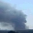 Scene of Damascus bombing