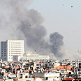 Bombing in Damascus (Archives) Photo: EPA