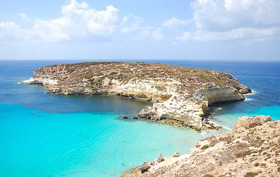 הכי טוב בעולם ב-2013. חוף ראביט בסיציליה (צילום: shutterstock)