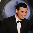 Rookie Oscar host Seth MacFarlane Photo: AFP
